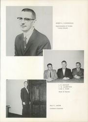 Page 9, 1964 Edition, Dora High School - Bulldog Yearbook (Dora, AL) online yearbook collection