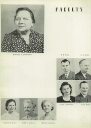 Page 12, 1946 Edition, Leeds High School - Leeder Yearbook (Leeds, AL) online yearbook collection