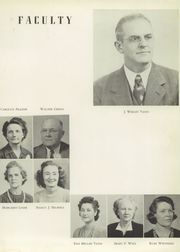 Page 13, 1946 Edition, Leeds High School - Leeder Yearbook (Leeds, AL) online yearbook collection