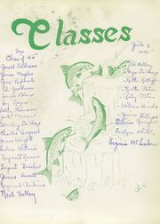 Page 15, 1946 Edition, Leeds High School - Leeder Yearbook (Leeds, AL) online yearbook collection