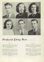 Page 17, 1946 Edition, Leeds High School - Leeder Yearbook (Leeds, AL) online yearbook collection