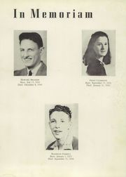 Page 7, 1946 Edition, Leeds High School - Leeder Yearbook (Leeds, AL) online yearbook collection