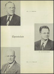 Page 12, 1952 Edition, Leeds High School - Leeder Yearbook (Leeds, AL) online yearbook collection