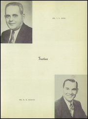 Page 13, 1952 Edition, Leeds High School - Leeder Yearbook (Leeds, AL) online yearbook collection