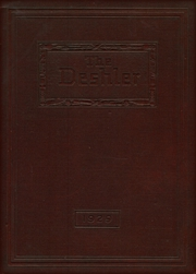 Deshler High School - Tigers Roar Yearbook (Tuscumbia, AL) online yearbook collection, 1929 Edition, Page 1