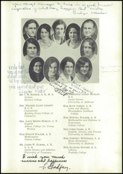 Page 11, 1931 Edition, Deshler High School - Tigers Roar Yearbook (Tuscumbia, AL) online yearbook collection