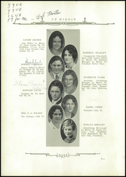Page 14, 1931 Edition, Deshler High School - Tigers Roar Yearbook (Tuscumbia, AL) online yearbook collection