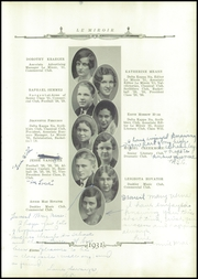 Page 15, 1931 Edition, Deshler High School - Tigers Roar Yearbook (Tuscumbia, AL) online yearbook collection