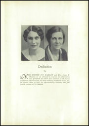 Page 7, 1931 Edition, Deshler High School - Tigers Roar Yearbook (Tuscumbia, AL) online yearbook collection