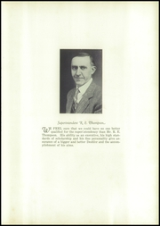 Page 9, 1931 Edition, Deshler High School - Tigers Roar Yearbook (Tuscumbia, AL) online yearbook collection