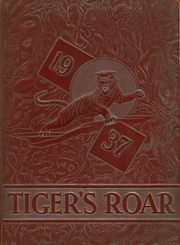 Deshler High School - Tigers Roar Yearbook (Tuscumbia, AL) online yearbook collection, 1937 Edition, Page 1
