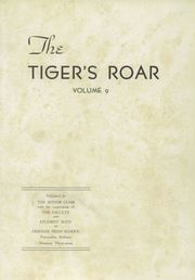 Page 5, 1937 Edition, Deshler High School - Tigers Roar Yearbook (Tuscumbia, AL) online yearbook collection