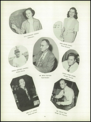 Page 14, 1950 Edition, Deshler High School - Tigers Roar Yearbook (Tuscumbia, AL) online yearbook collection