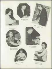 Page 15, 1950 Edition, Deshler High School - Tigers Roar Yearbook (Tuscumbia, AL) online yearbook collection