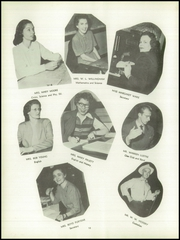Page 16, 1950 Edition, Deshler High School - Tigers Roar Yearbook (Tuscumbia, AL) online yearbook collection