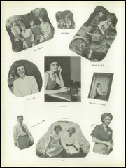 Page 8, 1950 Edition, Deshler High School - Tigers Roar Yearbook (Tuscumbia, AL) online yearbook collection