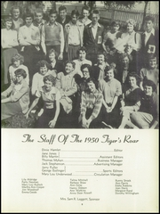 Page 9, 1950 Edition, Deshler High School - Tigers Roar Yearbook (Tuscumbia, AL) online yearbook collection
