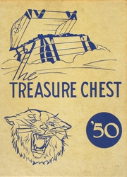 Page 1, 1950 Edition, Childersburg High School - Treasure Chest Yearbook (Childersburg, AL) online yearbook collection