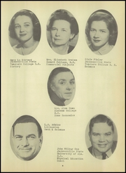 Page 11, 1950 Edition, Childersburg High School - Treasure Chest Yearbook (Childersburg, AL) online yearbook collection