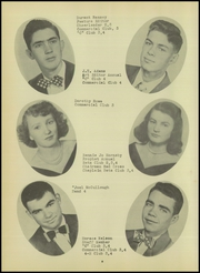 Page 14, 1950 Edition, Childersburg High School - Treasure Chest Yearbook (Childersburg, AL) online yearbook collection