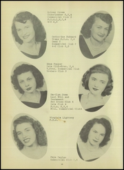Page 16, 1950 Edition, Childersburg High School - Treasure Chest Yearbook (Childersburg, AL) online yearbook collection