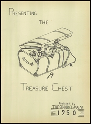 Page 7, 1950 Edition, Childersburg High School - Treasure Chest Yearbook (Childersburg, AL) online yearbook collection
