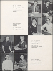 Page 13, 1959 Edition, Childersburg High School - Treasure Chest Yearbook (Childersburg, AL) online yearbook collection