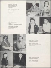 Page 15, 1959 Edition, Childersburg High School - Treasure Chest Yearbook (Childersburg, AL) online yearbook collection