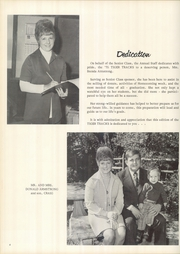Page 8, 1975 Edition, Childersburg High School - Treasure Chest Yearbook (Childersburg, AL) online yearbook collection