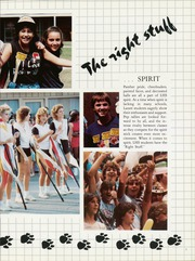 Page 9, 1985 Edition, Lanett High School - Lanala Yearbook (Lanett, AL) online yearbook collection