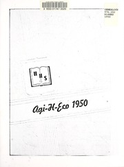 Page 5, 1950 Edition, Hamilton High School - Agi H Eco Yearbook (Hamilton, AL) online yearbook collection