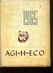 Page 1, 1965 Edition, Hamilton High School - Agi H Eco Yearbook (Hamilton, AL) online yearbook collection