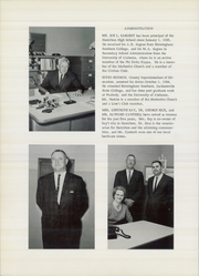 Page 10, 1965 Edition, Hamilton High School - Agi H Eco Yearbook (Hamilton, AL) online yearbook collection