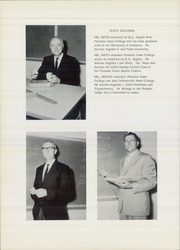 Page 14, 1965 Edition, Hamilton High School - Agi H Eco Yearbook (Hamilton, AL) online yearbook collection