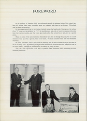Page 6, 1965 Edition, Hamilton High School - Agi H Eco Yearbook (Hamilton, AL) online yearbook collection
