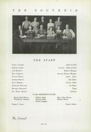 Page 10, 1939 Edition, Holt High School - Souvenir Yearbook (Holt, AL) online yearbook collection