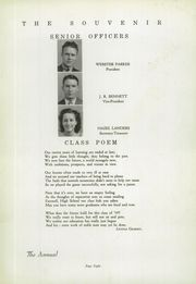 Page 12, 1939 Edition, Holt High School - Souvenir Yearbook (Holt, AL) online yearbook collection