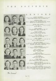 Page 14, 1939 Edition, Holt High School - Souvenir Yearbook (Holt, AL) online yearbook collection