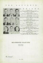 Page 16, 1939 Edition, Holt High School - Souvenir Yearbook (Holt, AL) online yearbook collection