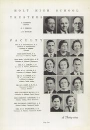 Page 9, 1939 Edition, Holt High School - Souvenir Yearbook (Holt, AL) online yearbook collection