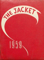 1959 Edition, Abbeville High School - Jacket Yearbook (Abbeville, AL)