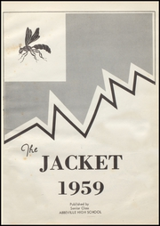 Page 7, 1959 Edition, Abbeville High School - Jacket Yearbook (Abbeville, AL) online yearbook collection