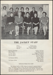Page 9, 1959 Edition, Abbeville High School - Jacket Yearbook (Abbeville, AL) online yearbook collection
