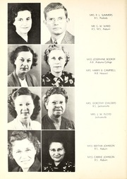 Page 12, 1948 Edition, Glencoe High School - Glen Memoir Yearbook (Glencoe, AL) online yearbook collection