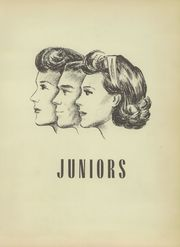 Curry High School - Yellow Jacket Yearbook (Jasper, AL) online yearbook collection, 1950 Edition, Page 21