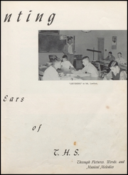 Page 7, 1958 Edition, Thomasville High School - Growler Yearbook (Thomasville, AL) online yearbook collection