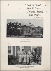 Page 8, 1958 Edition, Thomasville High School - Growler Yearbook (Thomasville, AL) online yearbook collection