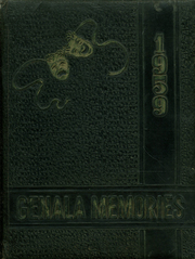 1959 Edition, Geneva High School - Genala Memories Yearbook (Geneva, AL)