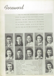 Page 6, 1943 Edition, New Hope High School - Indian Yearbook (New Hope, AL) online yearbook collection