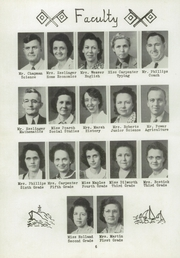 Page 10, 1944 Edition, New Hope High School - Indian Yearbook (New Hope, AL) online yearbook collection